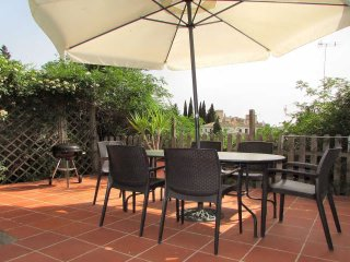 Casa Boabdil - house in the Albaicin - garden - Alhambra views - WIFI - AC