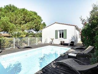 Charmante maison avec piscine à Sainte-Marie de Ré