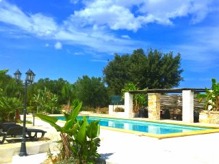 Luxury Villa,Private Pool,Walk intoTown,Brindisi Airport 20km,Bari 90km, AC,WIFI