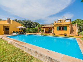 3 bedroom Villa in Pollenca, Balearic Islands, Spain : ref 5454686