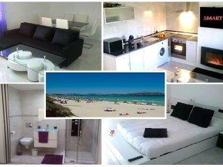 D, Next the best beach of Mallorca