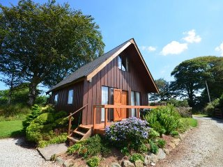 TWIME Log Cabin in Boscastle