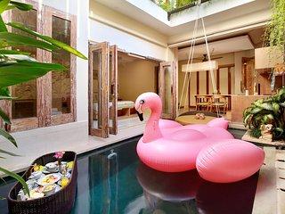 Cozy 2 Bedroom Private Pool Villa in Legian