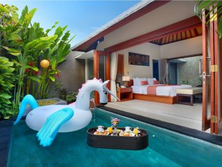 1 Bedroom Private Pool Villa in Legian Bali