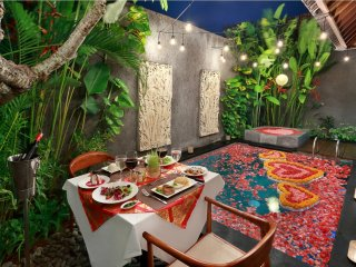 Romantic 1 Bedroom Villa in Legian Bali