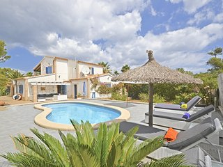 ODETTE - House with swimming pool close to the sea in Bonaire - Alcudia