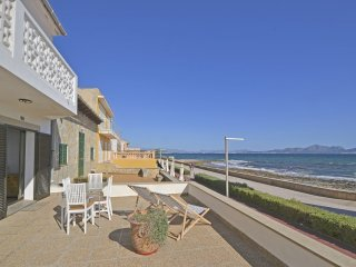CHARMING HOUSE BY THE SEA IN CAN PICAFORT FOR 4 PEOPLE