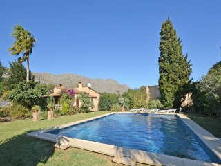 TONINA - Country house with swimming pool in Pollensa