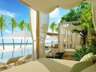 Serviced Apartment/37m2/Beachfront!!!/A+ Location