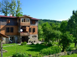 Spacious house with pool, 40 min from Veliko Tarnovo