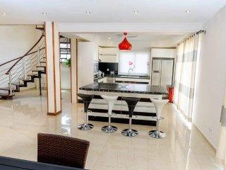 Location  appartement meuble, luxueux et moderne avec une vue imprenable