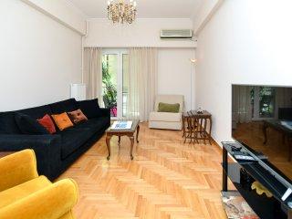 Athens Kolonaki 2 bedrooms stylish apartment