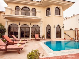 Four Bedroom Villa, Frond K, Palm Jumeirah