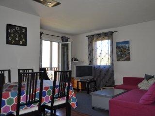 2 dormitorios y 2 banos en Formigal