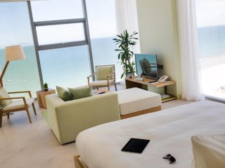 Serviced Apartment/61m2/Beachfront!!!/A+ Location