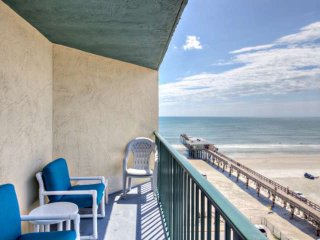 8th Floor Ocean & Intracoastal Waterways Views-Heated Pool-BluRay