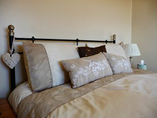 You're relaxation starts here...beautiful linens