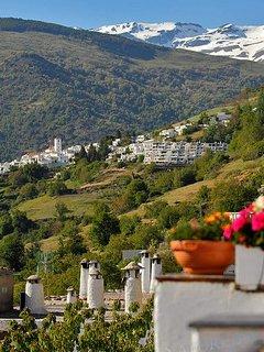 Vista de Capileira