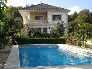 Villa with Pool in Galicia, Ribeira Sacra