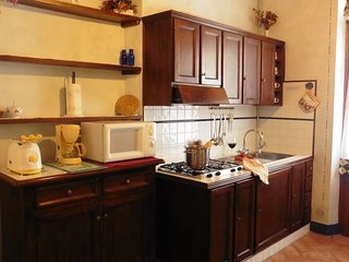 Le Manzinaie - Glicine - Romantic apartment in Tuscany