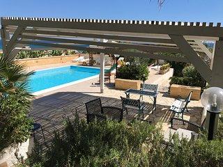 Appartamento Ocra Posti 5 Villa sul mare Triscina di Selinunte.
