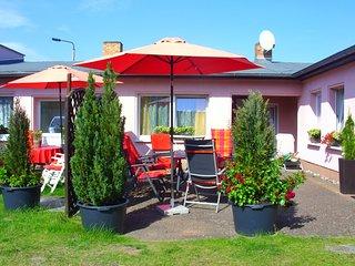 Ferienwohnung Heringsdorf 71 qm, strandnah, sonnig