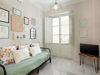 Romántico Apartamento- 1 dormitorio