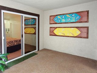 Oceanfront 3BR/2BA Lower Unit - Spacious Patio with Fire Pit & BBQ
