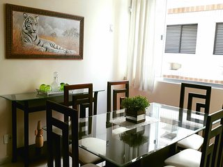 Enseada Guaruja Beach, Come to enjoy a sweet and aired apartment