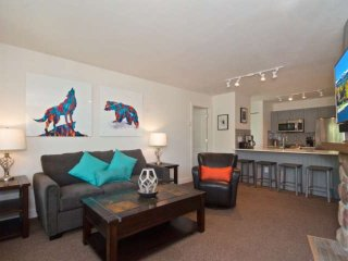 TOP FLOOR with MOUNTAIN Views; HEART of Whistler! Great Value + Location