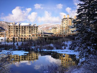 Gorgeous 2BR villa in Vail CO - 11/17/17 - 11/24/17- Thanksgiving holiday