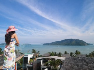 Panoramic Luxury Sea View 4BDRM Holiday Residence - Rawai, Phuket, Thailand