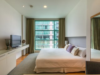 2-BR by the River, Asiatique, WIFI, Shuttle Boat_D