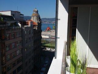 Apartamento con Terraza en el centro de Vigo