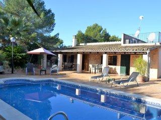 059 Llubi Great Villa in Mallorca