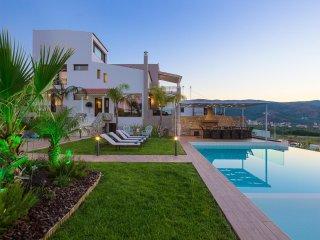 Honey Seaview Luxury Villa, Kounoupitsa Kissamos, Chania