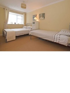 Family room , double and single bed