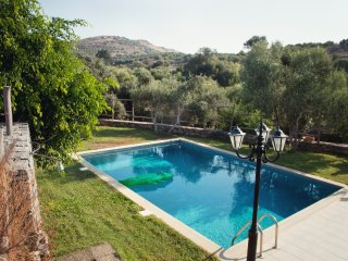 44 m2 private swimming pool!