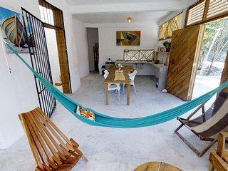 Casa Costal Puerto Morelos
