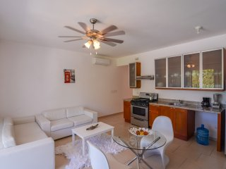 1 bedroom Beachfront Residencial