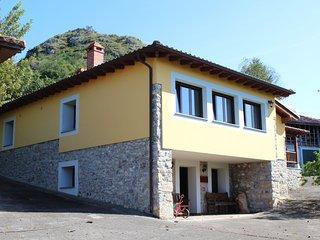 Caserío asturiano (Trespandu)