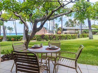 Wonderful Ocean Views of Napili Bay - Lovely Ground Floor - Steps to Napili Bay!
