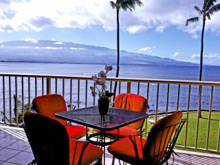 Direct Oceanfront-Quiet Central Maui-Maalaea Kai Upgraded 1BD/1BA