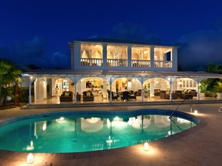 4 bedroom luxury golf villa in Royal Westmoreland Barbados