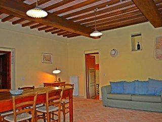 Villa a Sarteano nei pressi di Montepulciano-Chianciano Terme