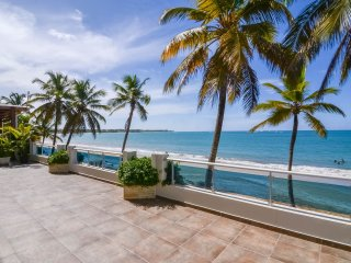 2 bedroom luxury beachfront apartment