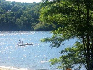 Les Fougeres Du Lac - Gites MONET - 2/4 personnes - Climatise