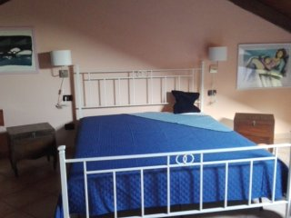 B&B Al Bricco - Blue room