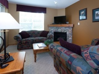 1 Bedroom Alcove Condo (Snowbrush) at SSH Creekside Condos