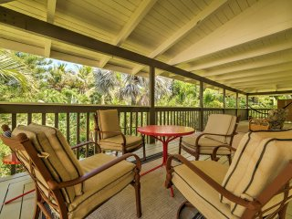 2BR Kapoho Apt Near Snorkeling & Natural Pool!